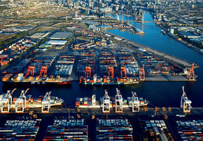 Port of Melbourne Expansion